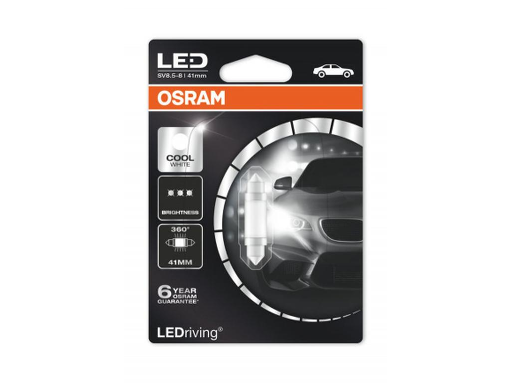 osram led 12v premium retrofit soffitte 41mm cool white. Black Bedroom Furniture Sets. Home Design Ideas