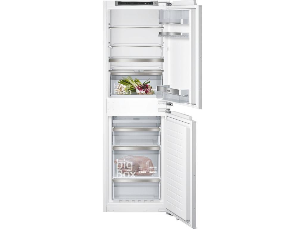 Siemens Kühlschrank No Frost : Siemens ki85nad30 einbau kühl gefrierkombination no frost