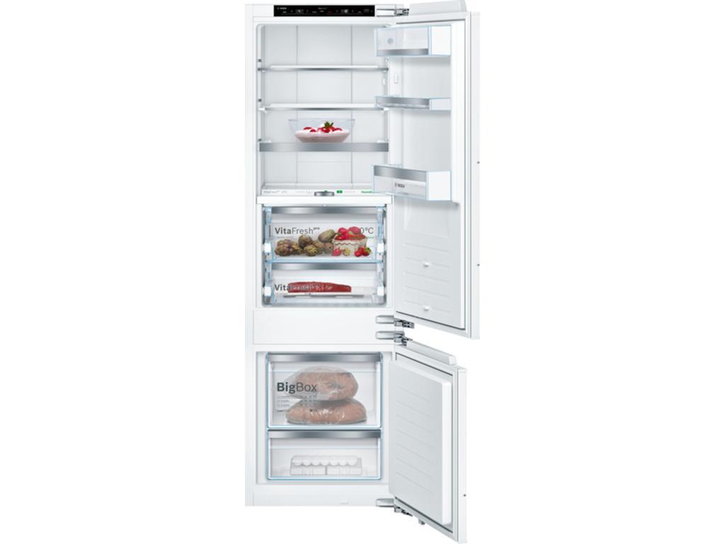 Bosch Kühlschrank Gefrierkombination : Bosch kif pf einbau kühl gefrierkombination